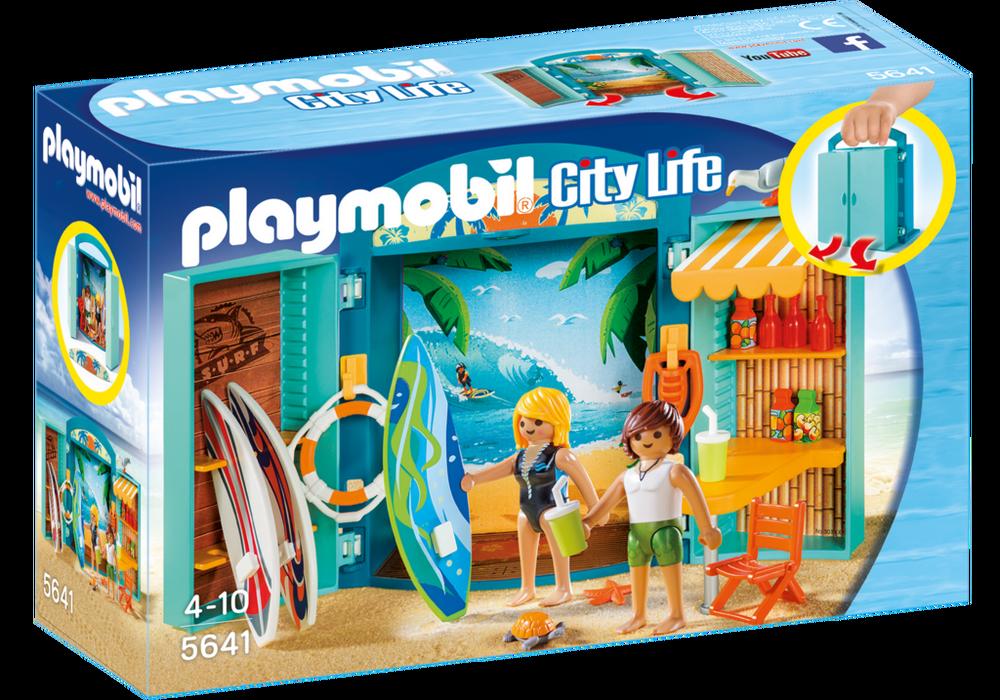 Playmobil FamilyFun (5641) Surfbutik