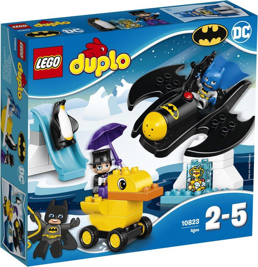 Lego duplo – Batwing-eventyr - lego duplo, 2 stk. på lager på pixizoo