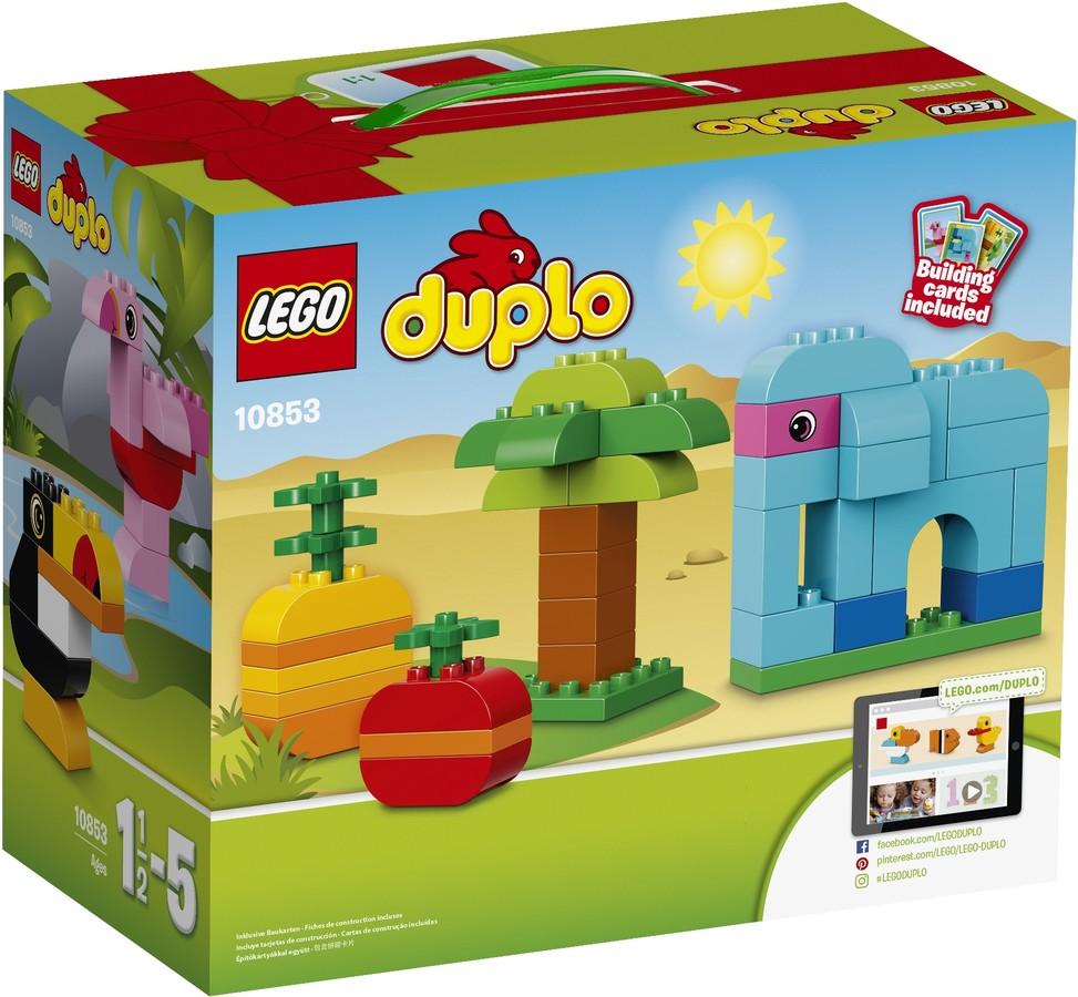 Kreativt byggesæt - lego duplo, 2 stk. på lager fra Lego duplo fra pixizoo