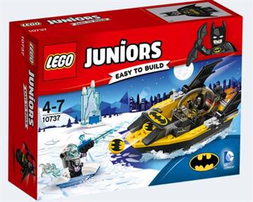 Lego Juniors Batman mot Mr. Freeze