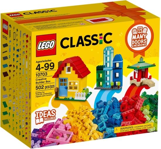 Lego Classic Fantasibygglåda