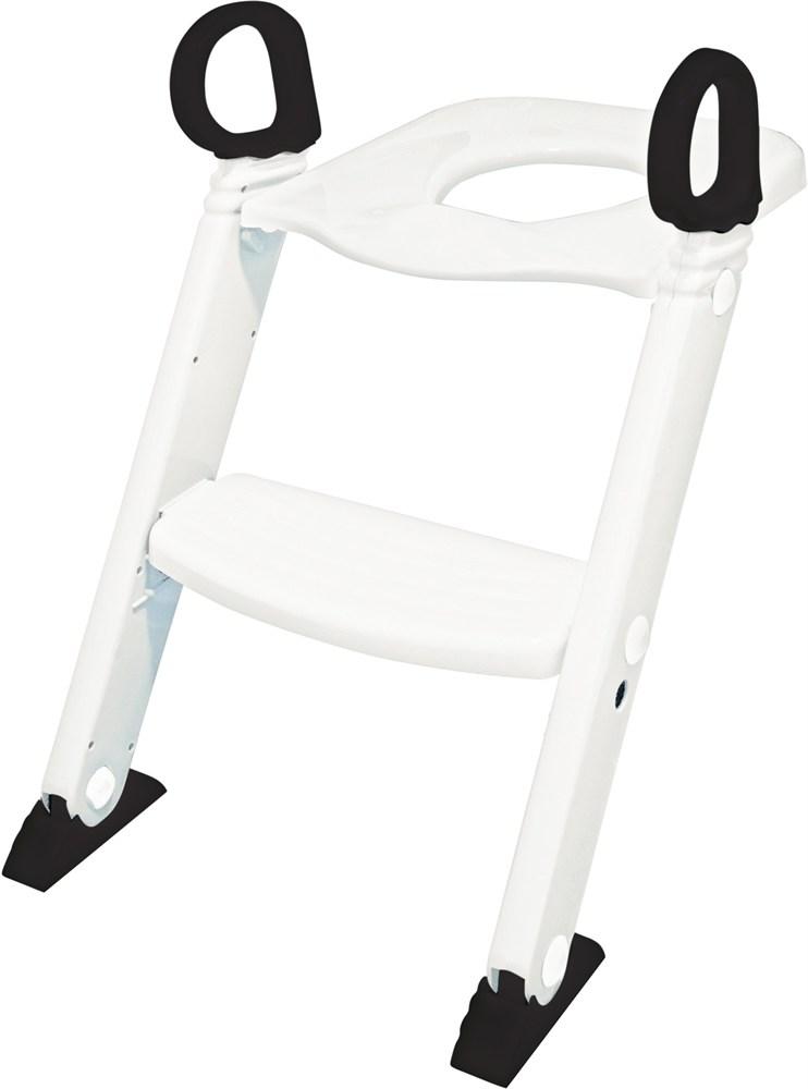 Baby dan – Baby dan toiletsæde med trappe - hvid, 10 stk. på lager på pixizoo