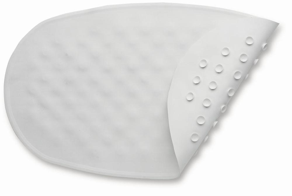 Baby dan – Baby dan bademåtte til badekar 35x55 cm - råhvid, +10 stk. på lager fra pixizoo