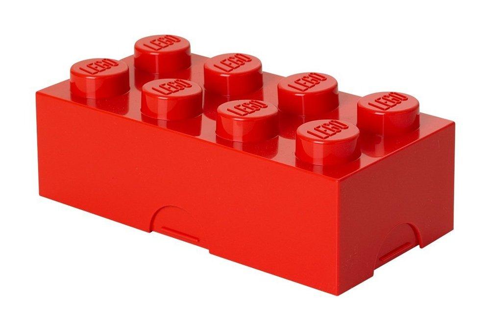 LEGO® Classic 8 Matlåda Röd
