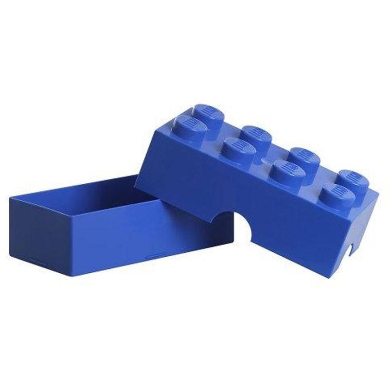 LEGO® Classic 8 Blue Matlåda