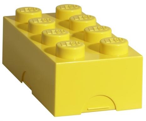 Lego classic 8 yellow madkasse, +10 stk. på lager fra Lego fra pixizoo