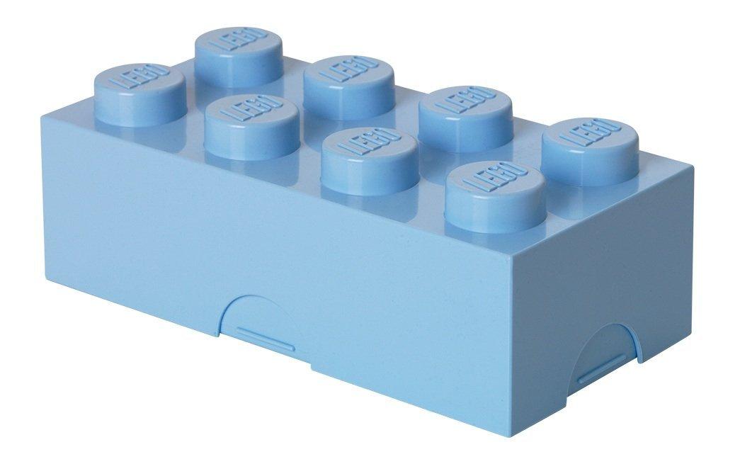 LEGO® Classic 8 Matlåda Ljusblå
