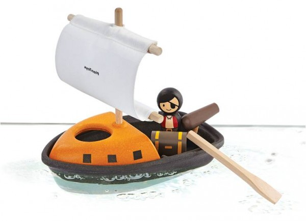 Plantoys – Piratbåd - plantoys, 4 stk. på lager fra pixizoo