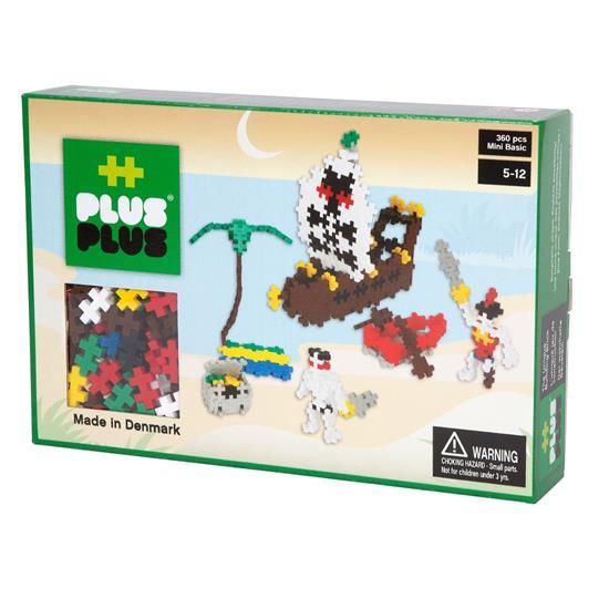 Plus Plus Mini Basic Pirat 360