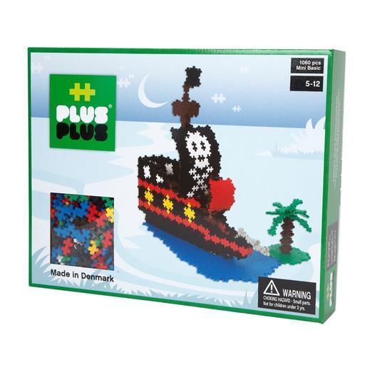 Plus Plus Mini Basic Piratskepp 1060