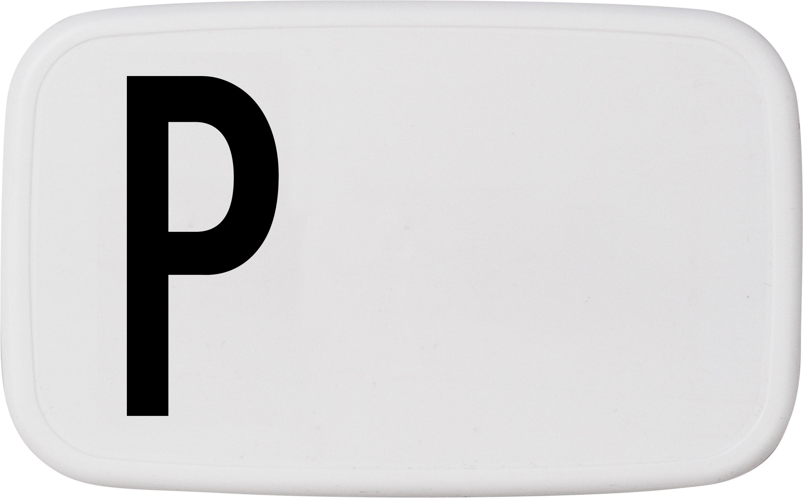 Design Letters Lunchlåda P