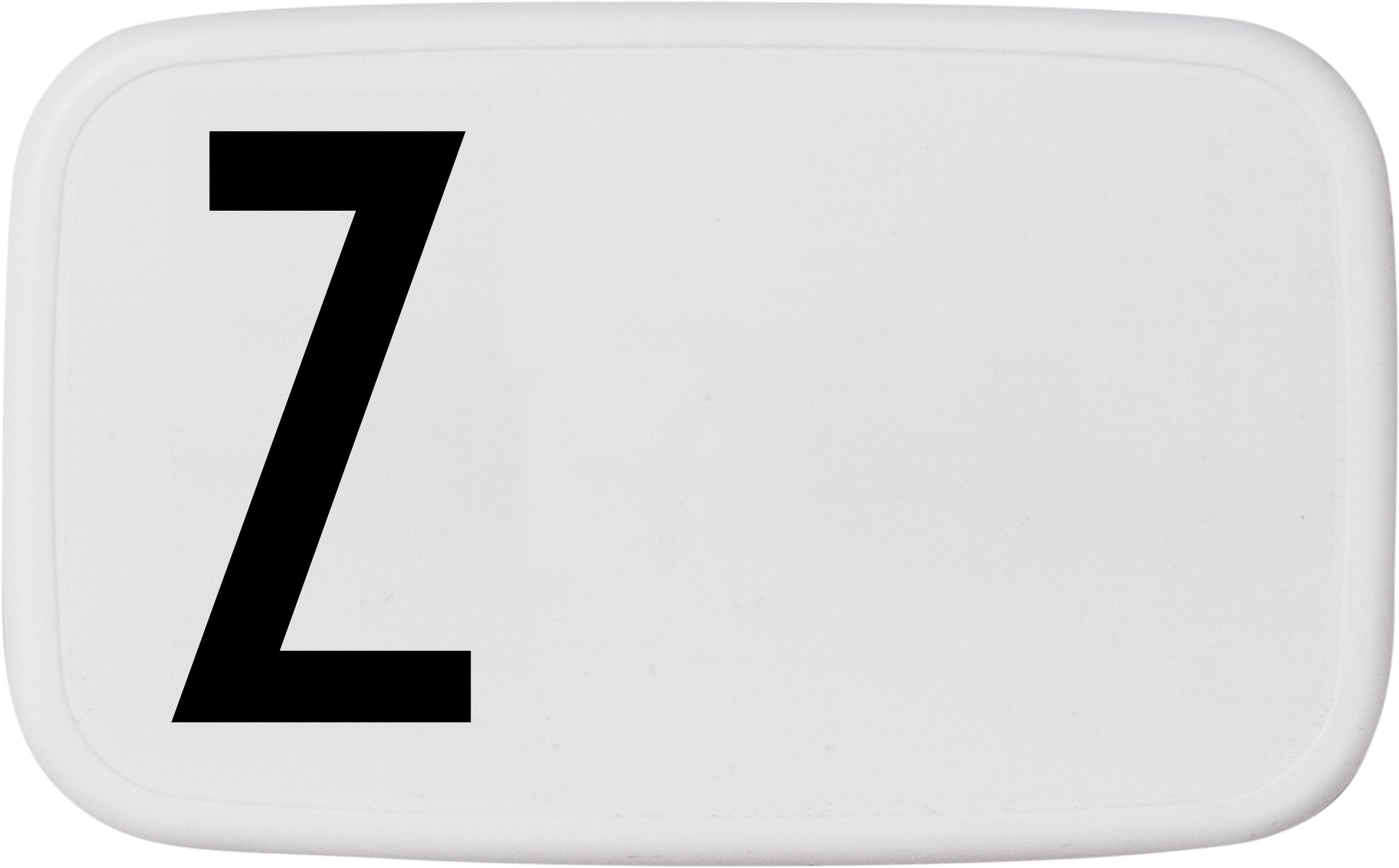 Design Letters Lunchlåda Z