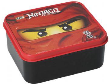 Lego Ninjago Matlåda - Röd