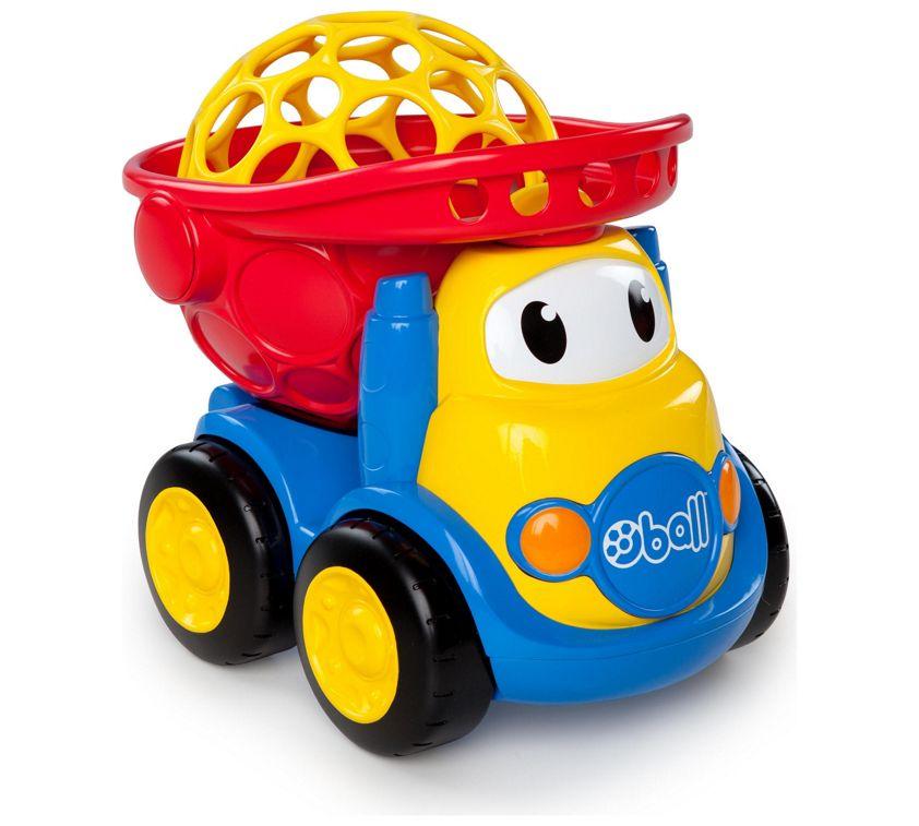 Oball Oball - go gripplers dump truck køretøj, 2 stk. på lager fra pixizoo