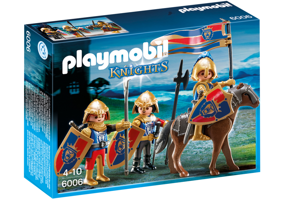 Playmobil Knights (6006) Royal Lion Riddare