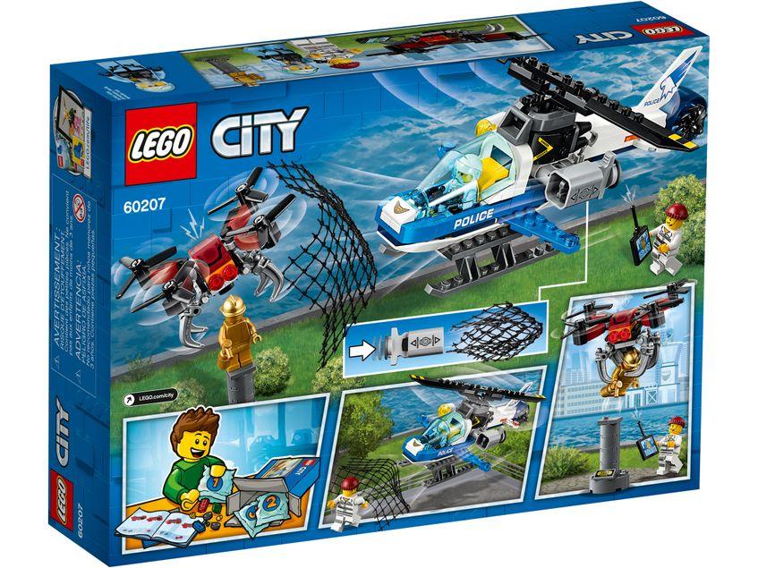 Lego City, Luftpolitiets Dronejagt - 60207