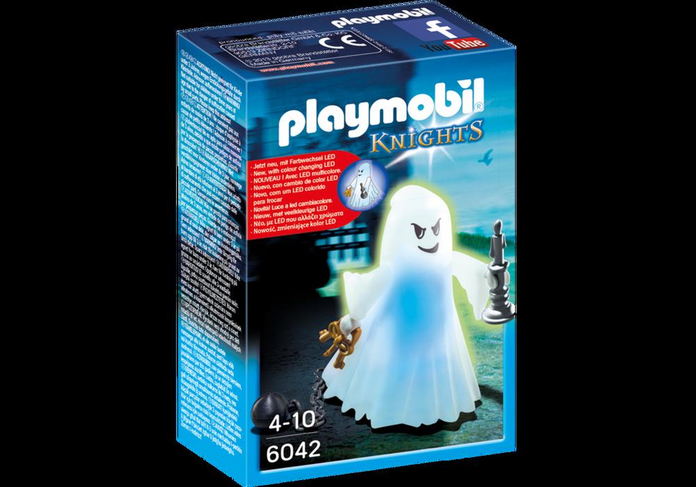 Playmobil Knights (6042) Slottsspöke med Regnbåge LED