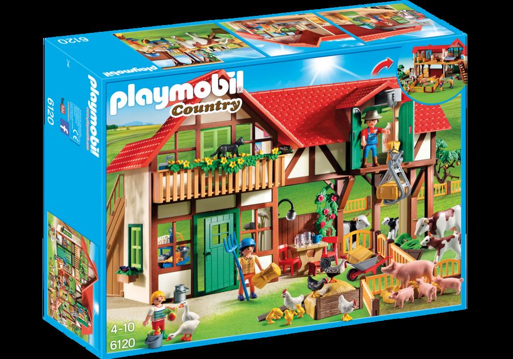 Playmobil Country (6120) Stor Gård