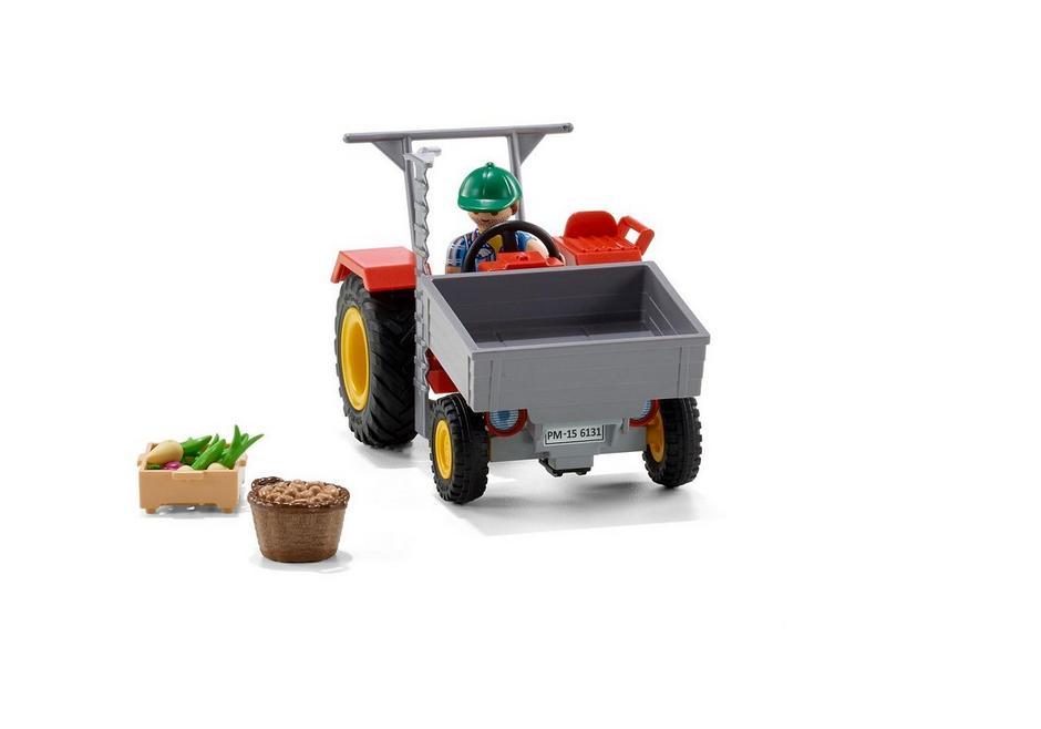 Playmobil Country (6131) Traktor med Lastflak