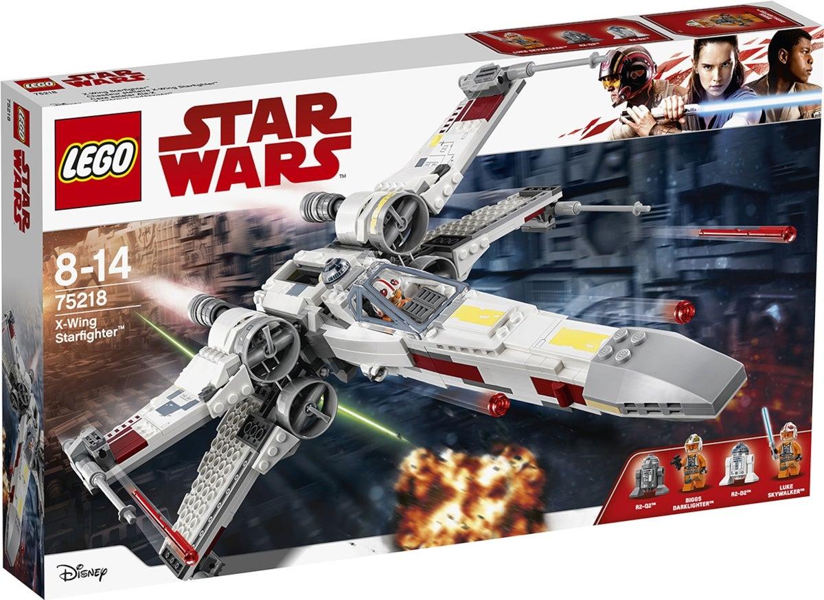 Lego® Star Wars™ - 75218 X-wing Starfighter™ ++ Neu & Ovp ++