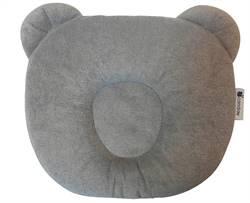 RollAbout Candide Panda Babykudde - Grå