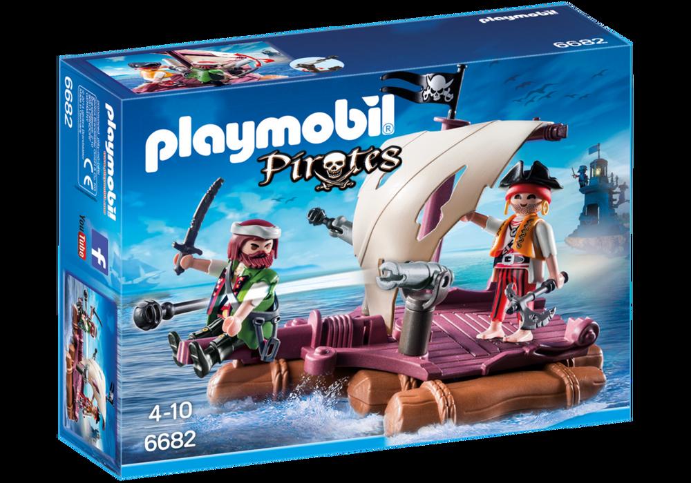 Playmobil Pirates (6682) Piratflotte
