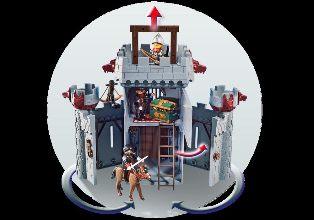 Playmobil Super 4 (6697) Den Svarte Baronens Slott