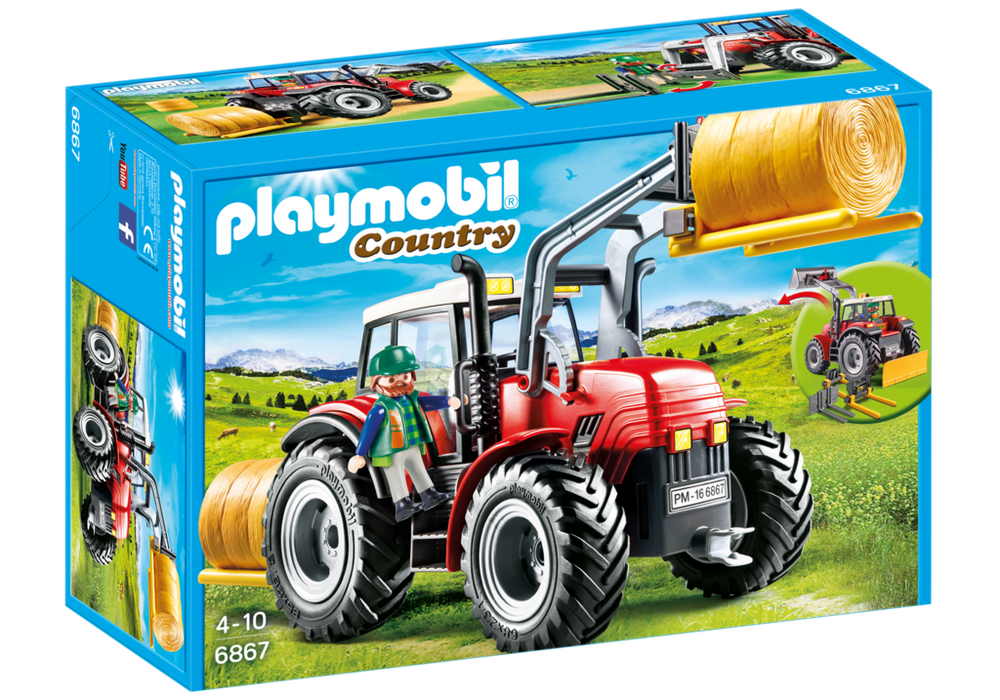 Playmobil Country (6867) Stor Traktor