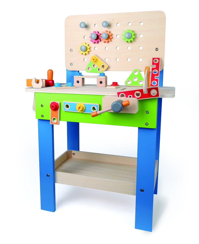 Hape master workbench, 8 stk. på lager fra Hape på pixizoo