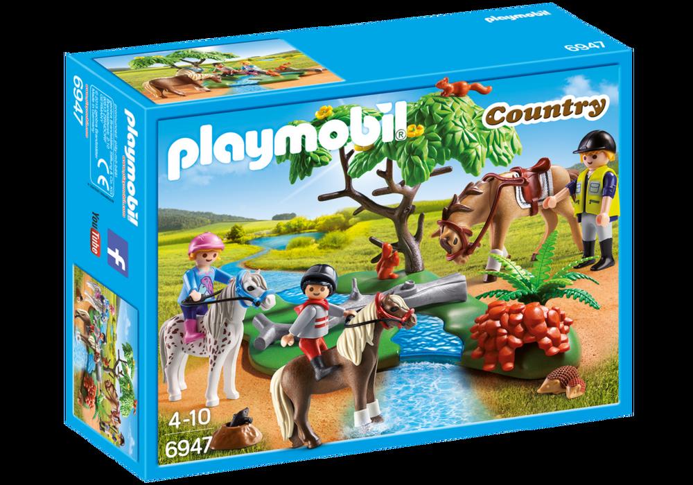 Playmobil Country (6947) Ridtur på Landet