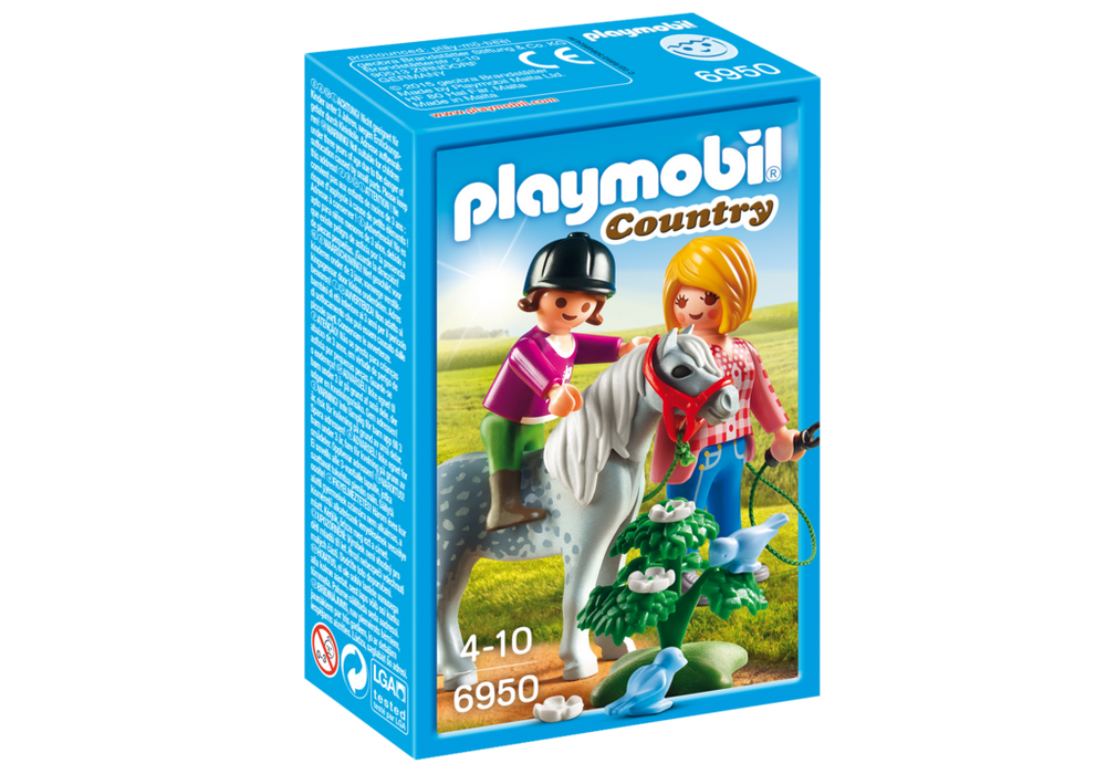 Playmobil Country (6950) Ponnypromenad