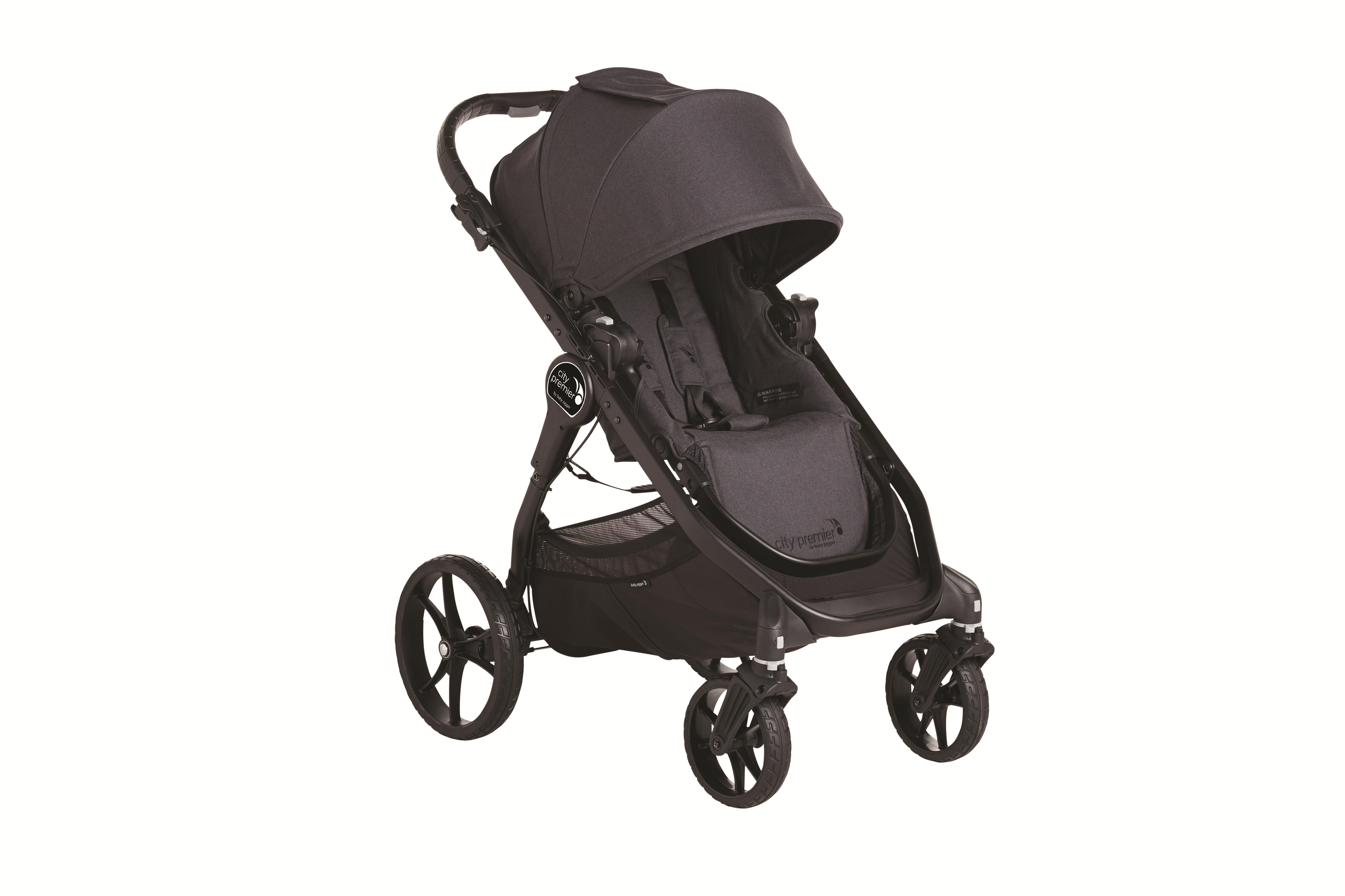 Baby jogger – Baby jogger city premier - granite, +10 stk. på lager fra pixizoo
