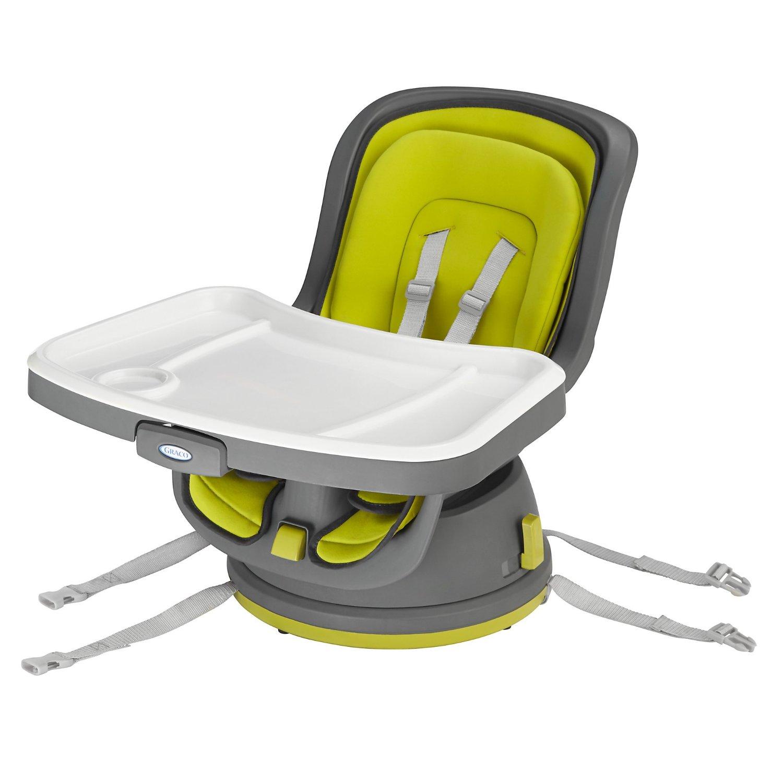 Graco swivi seat booster - key lime, 8 stk. på lager fra Graco fra pixizoo