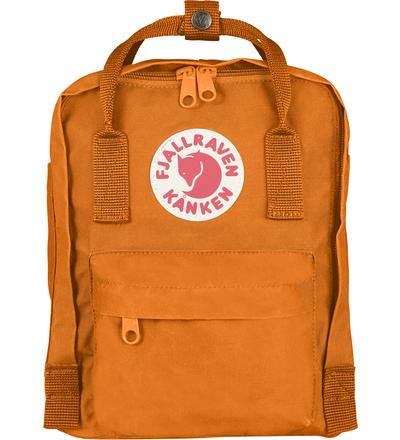 """Fjällräven mini kånken rygsæk - burnt orange, +10 stk. på lager fra Fjã""""llrã""""ven på pixizoo"""