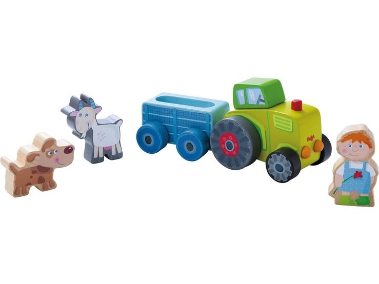Haba Play World Peters Traktor
