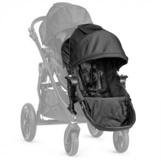Baby jogger – Baby jogger sæde kit til city select - extra sæde - sort , +10 stk. på lager fra pixizoo