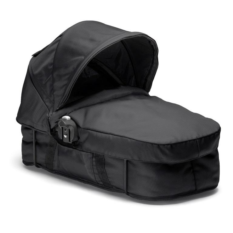 Baby jogger city select liggedel kit - sort tilbehør til klapvogn, 2 stk. på lager fra Baby jogger på pixizoo