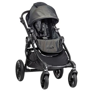 Baby jogger city select single - grafit denim, 9 stk. på lager fra Baby jogger på pixizoo