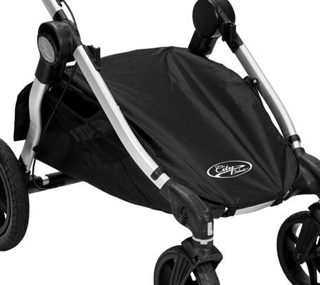 Baby jogger Baby jogger city select - varekurvs regnslag , 2 stk. på lager fra pixizoo