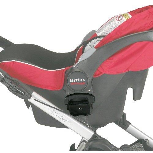 Baby jogger Baby jogger autostolsadapter city select - britax tilbehør til klapvogn, 2 stk. på lager på pixizoo