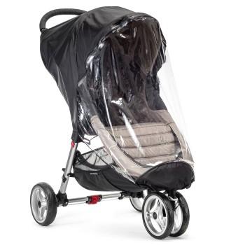 Baby jogger Baby jogger regnslag til city mini/gt single klapvogn, +10 stk. på lager på pixizoo