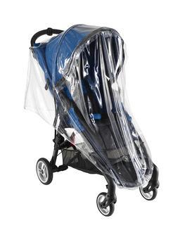 Baby jogger Baby jogger zip regnslag tilbehør til klapvogn, 3 stk. på lager fra pixizoo