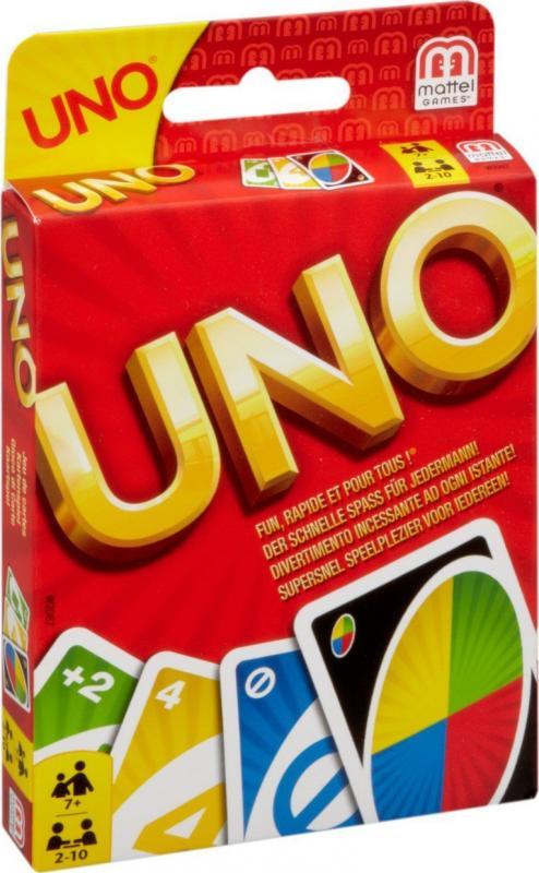 Uno – Uno basic, +10 stk. på lager fra pixizoo