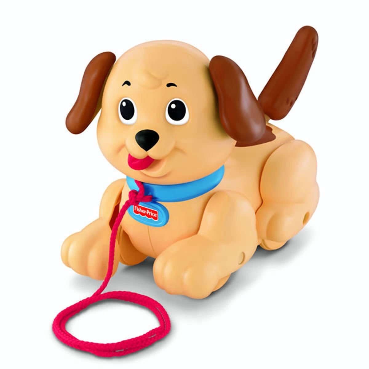 Fisher-Price Snoopy Dragdjur
