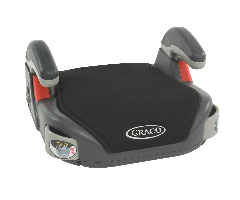Graco booster dlx sport luxe autostol (til sele montering), +10 stk. på lager fra Graco fra pixizoo