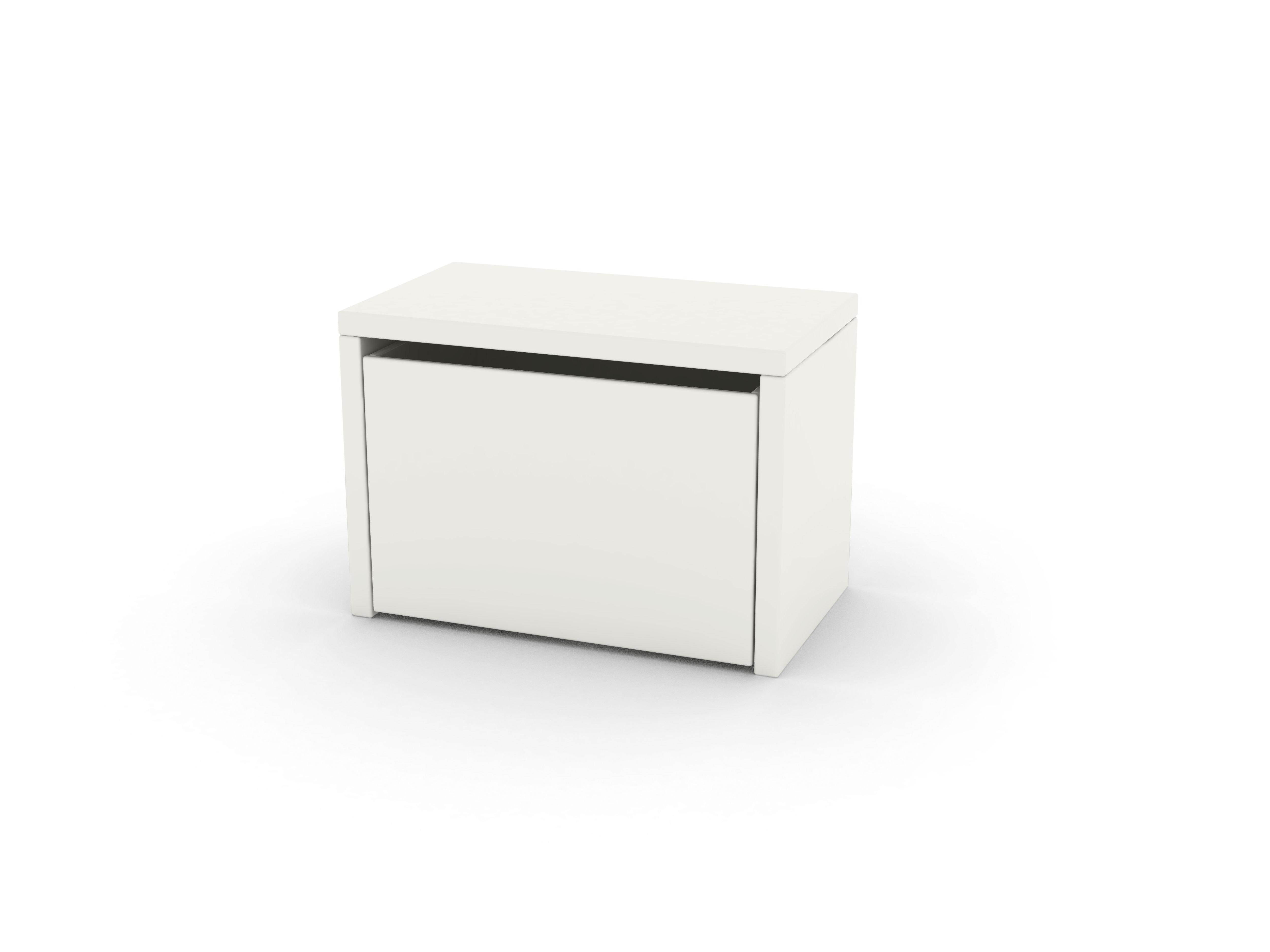 FLEXA 3-i-1 Förvaringsbänk  - Vit