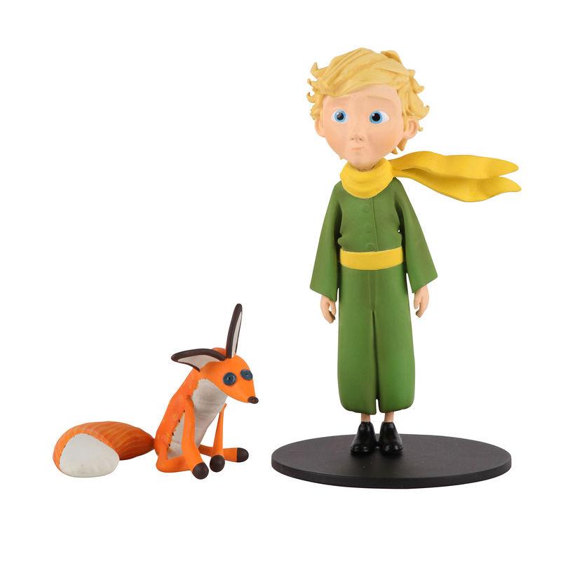 Hape The Little Prince Och Hans Vän Leksaksfigurer