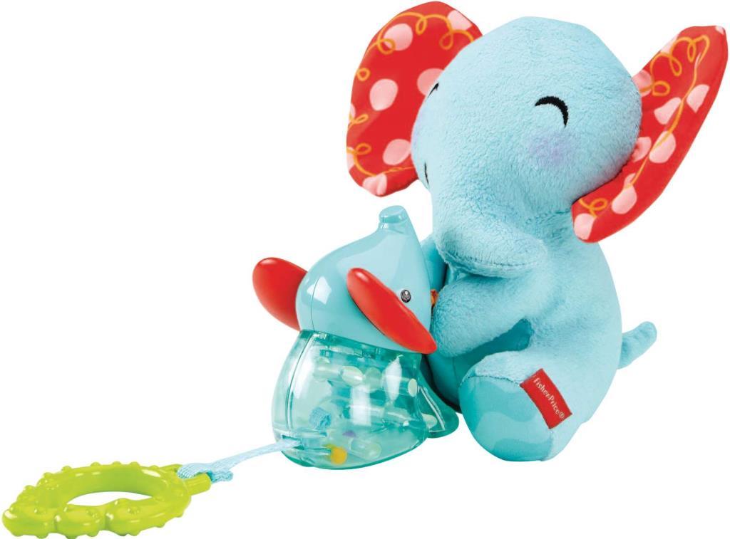 Fisher Price Vickande Gosedjurselefant