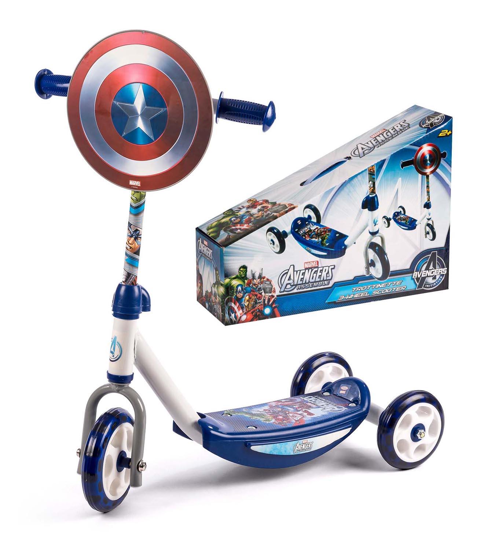 Avengers – Avengers løbehjul m 3 hjul, 9 stk. på lager fra pixizoo