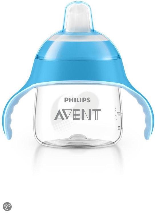 Philips Avent Premium 200ml Pingvinmugg - Blå